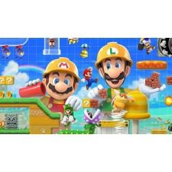 Super Mario Maker 2 Trailer in Arabic