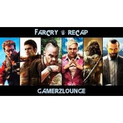Far Cry ( Recap ) , قصة ألعاب فار كراي