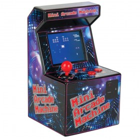 Christmas Specials - DESKTOP MINI ARCADE MACHINE RETRO 80s CONSOLE GAMES GIFT WITH 240 GAMES