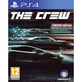 The Crew - Limited Edition - Playstation 4