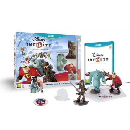 Disney Infinity Starter Pack  Nintendo Wiiu