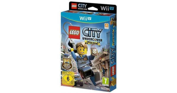 LEGO City Undercover - Limited Edition with Chase McCain ...