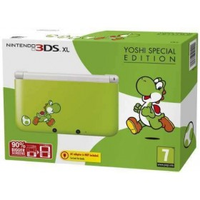Nintendo Handheld Console 3DS XL - Yoshi Special Edition