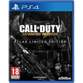 Call of Duty Advanced Warfare - Atlas Limited Edition PS4