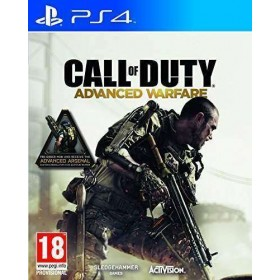 Call of Duty: Advanced Warfare - Standard Edition - UK - Playstation 4