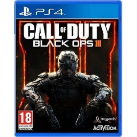 Call of Duty: Black Ops III (PS4) -Standard Arabic / English