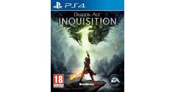 dragon age inquisition playstation 4. Black Bedroom Furniture Sets. Home Design Ideas