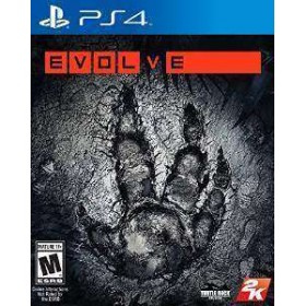 Evolve - Region All - PlayStation 4