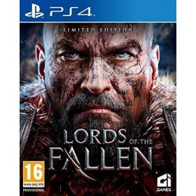 Lords of the Fallen - Limited Edition - Playstation 4
