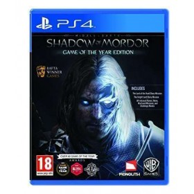 Middle Earth: Shadow of Mordor Game of the Year Edition PS4