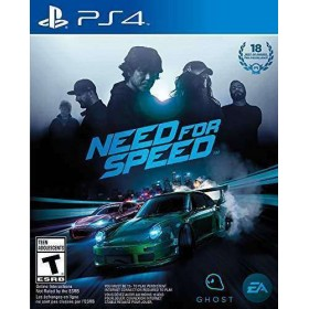 Need for Speed - Region all - US Import - PlayStation 4
