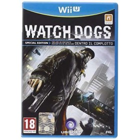 WII U WATCH DOGS SPECIAL EDITION