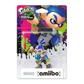 amiibo Splatoon Boy (Nintendo Wii U/3DS)