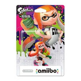 amiibo Splatoon Girl (Nintendo Wii U/3DS)