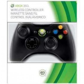 Xbox 360 Wireless Controller  - Black