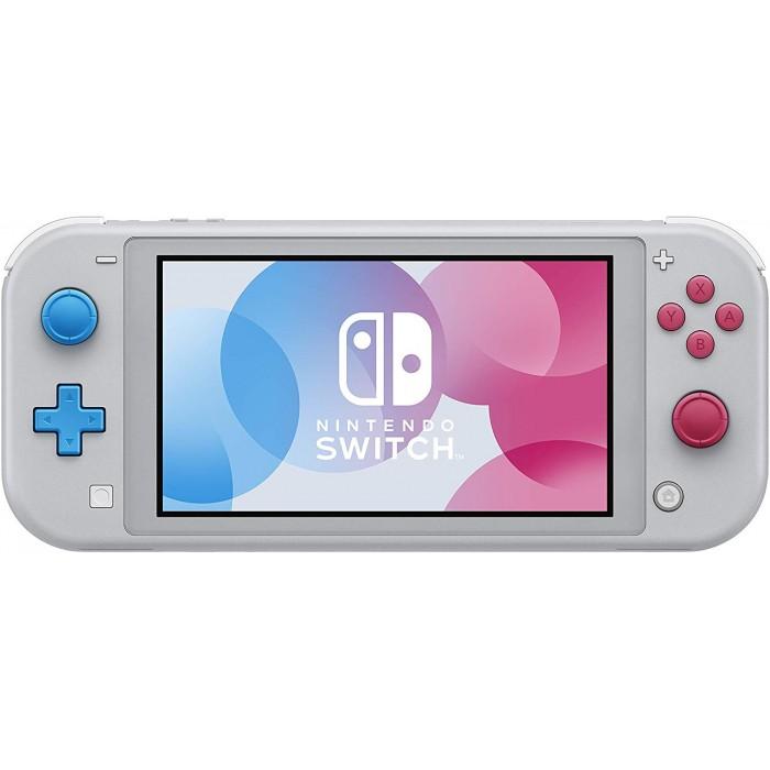 Zacian and Zamazenta Edition Nintendo Switch Lite