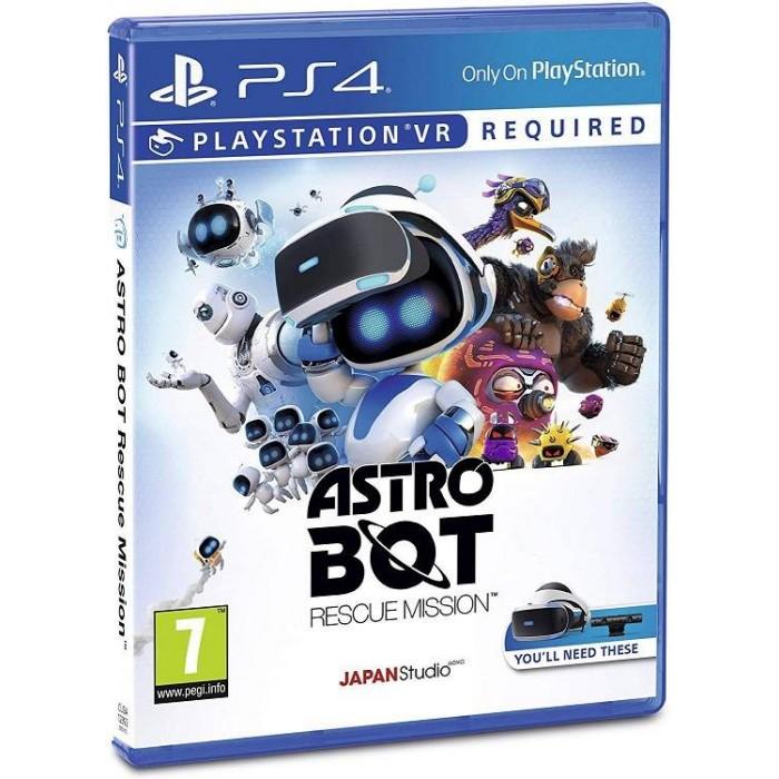 Astro Bot Rescue VR - PS4