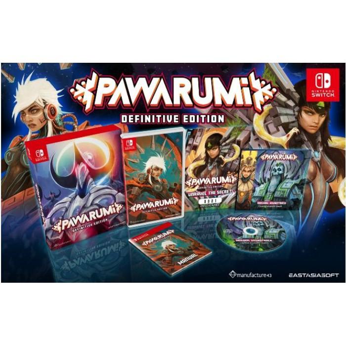 Pawarumi Definitive Edition - Limited Edition