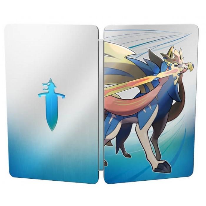 Pokemon Sword - Steelbook Case - Nintendo Switch