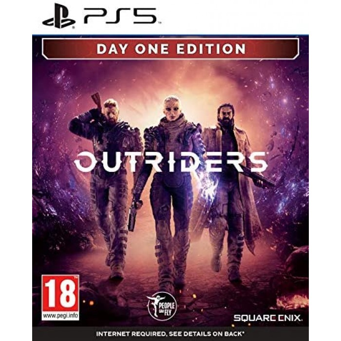 Outriders Day One Edition - PS4