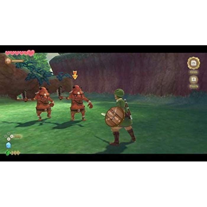 The Legend Of Zelda: Skyward Sword (Nintendo Switch)