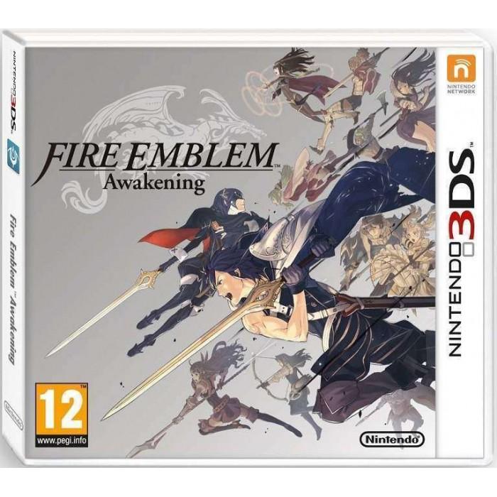 Fire Emblem: Awakening UK eshop download