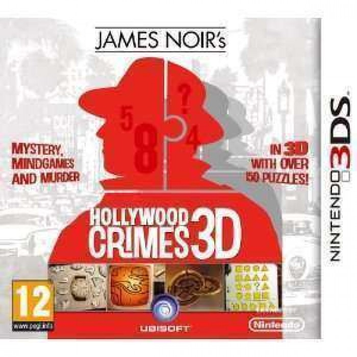 James Noir s Hollywood Crimes