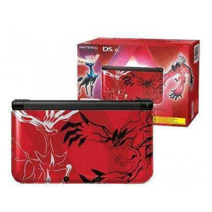 Limited Edition Pokémon Nintendo 3DS XL - Red