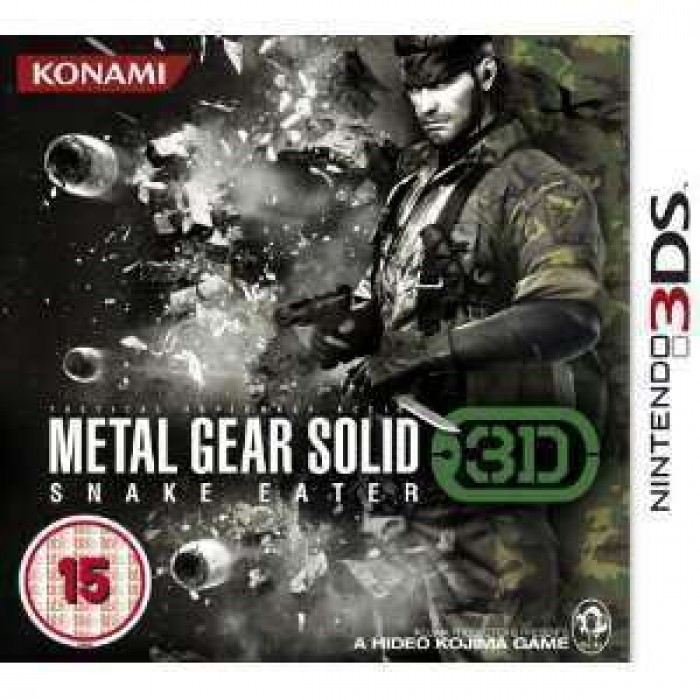 Metal Gear Solid - Snake Eater
