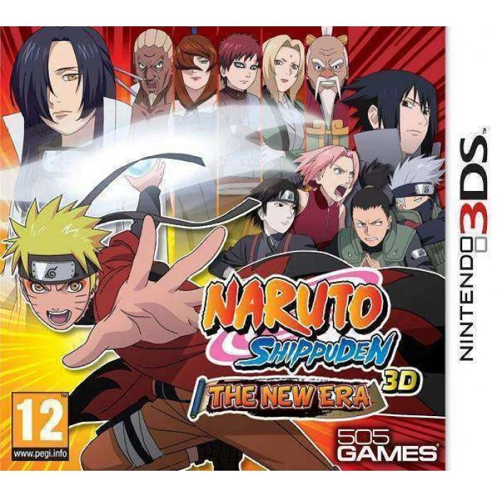 Naruto: Shippuden - The New Era