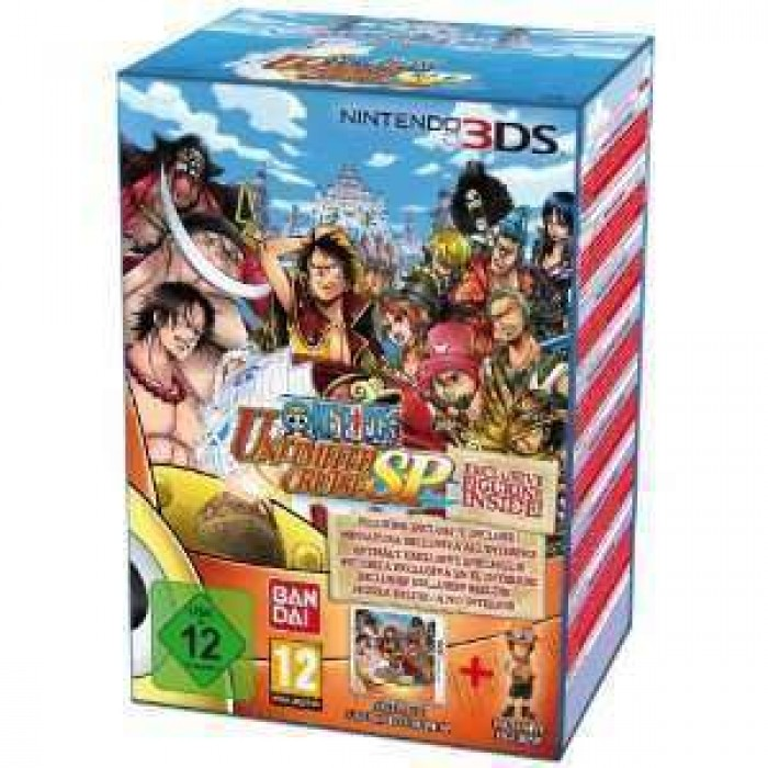 One Piece: Unlimited Cruise Special - Limited Edition
