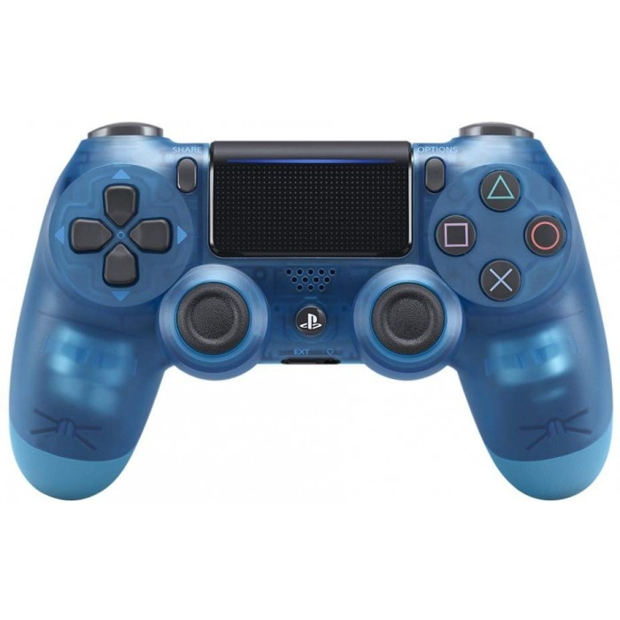 Dualshock 4 Wireless Controller for PlayStation 4 - Blue Crystal - PlayStation 4