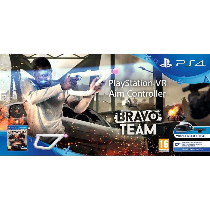 Bravo Team + Aim Controller Bundle (PSVR)