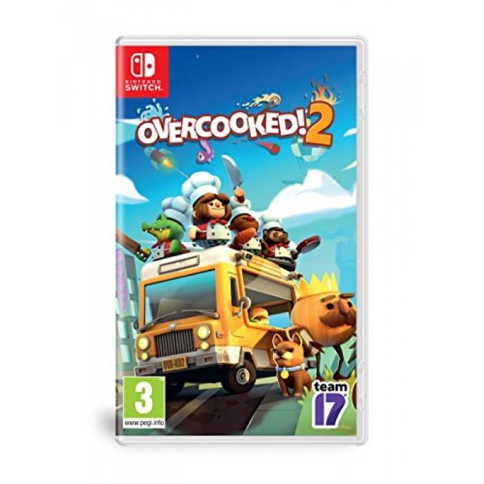 Overcooked! 2 (Nintendo Switch)