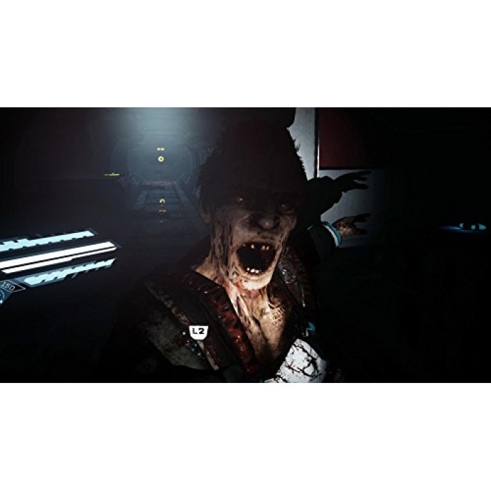 The Persistence PSVR (PS4)