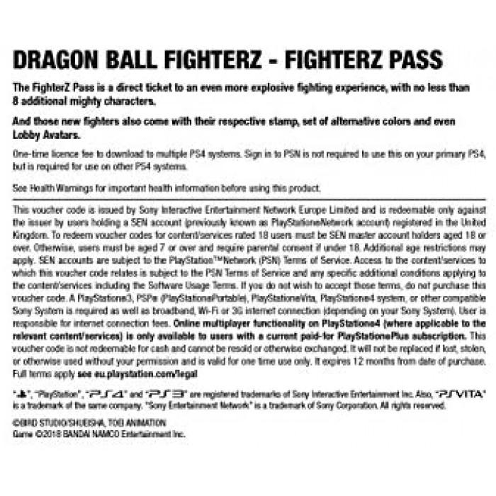 Dragon Ball FighterZ + Travel Case (Nintendo Switch)