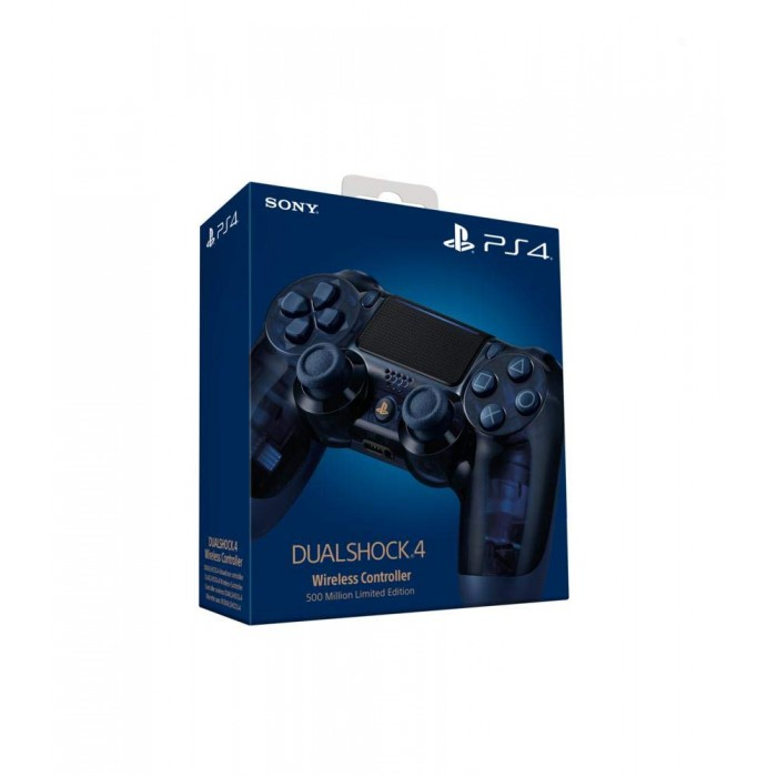 DUALSHOCK4 Wireless Controller 500 Million Limited Edition (PS4)