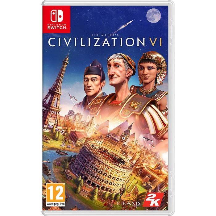 Sid Meier s Civilization VI (Nintendo Switch)