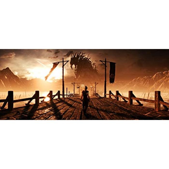 Hellblade: Senua s Sacrifice (PS4)