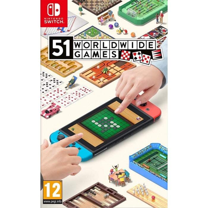 51 Worldwide Games Standard - Nintendo Switch