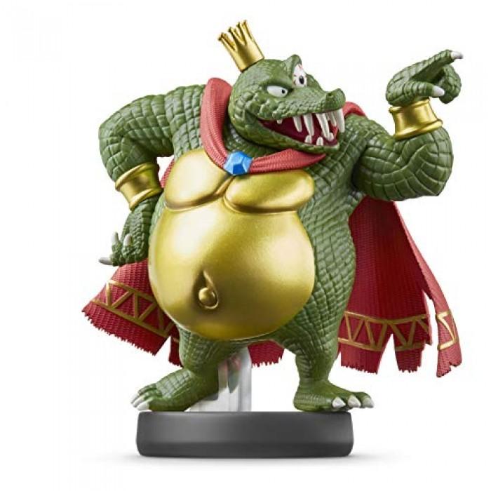 King K. Rool Amiibo Super Smash Bros. Collection