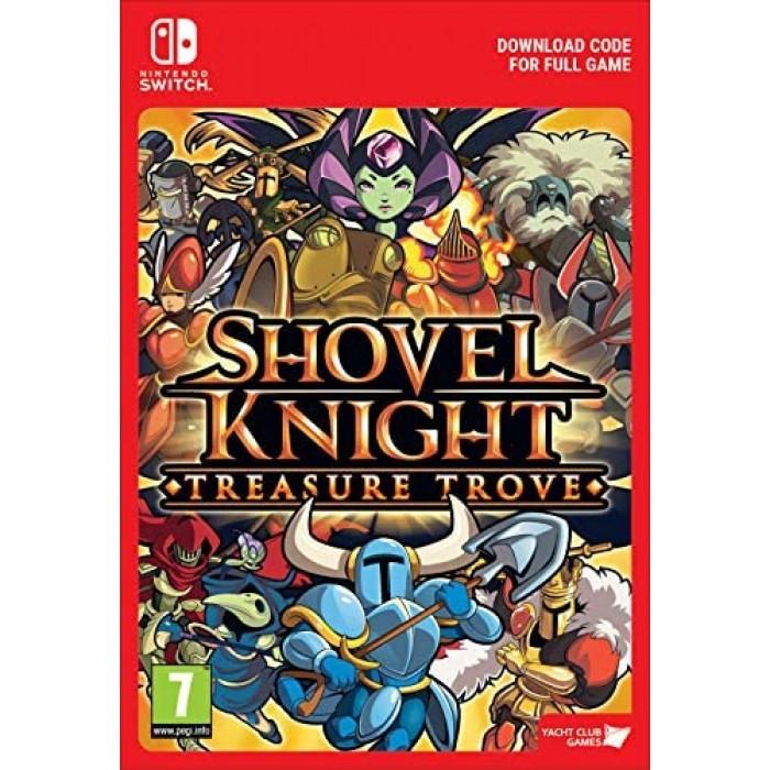 Shovel Knight: Treasure Trove (Nintendo Switch)