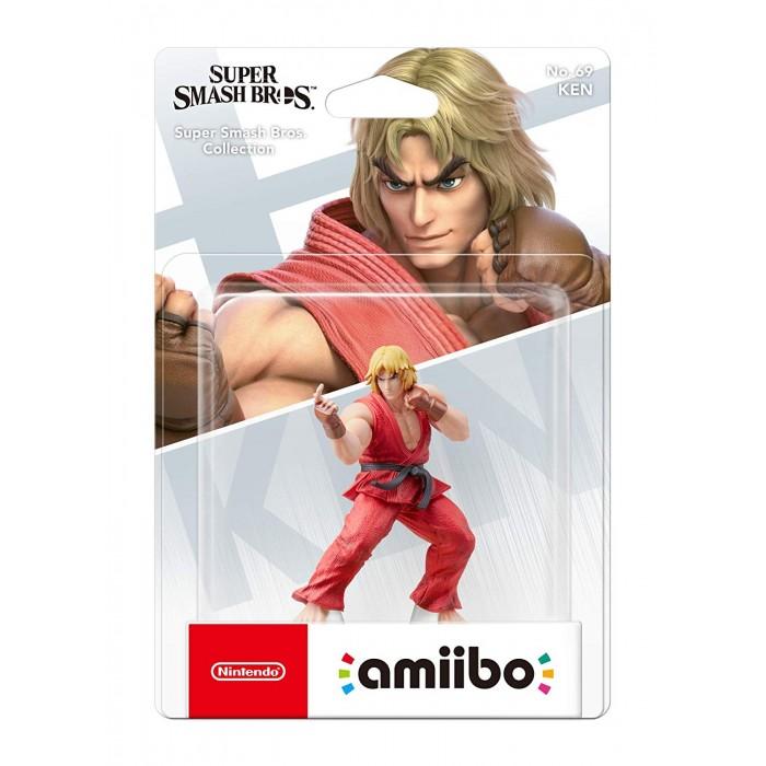 Ken Amiibo Super Smash Bros. Collection