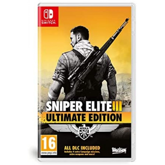 Sniper Elite 3 Ultimate Edition (Nintendo Switch)