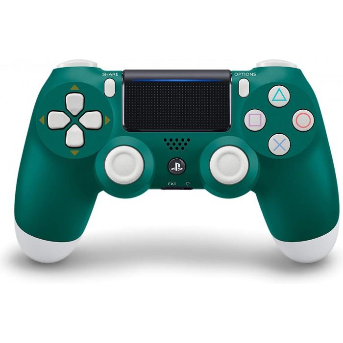 DualShock 4 Wireless Controller for PlayStation 4 - Alpine Green