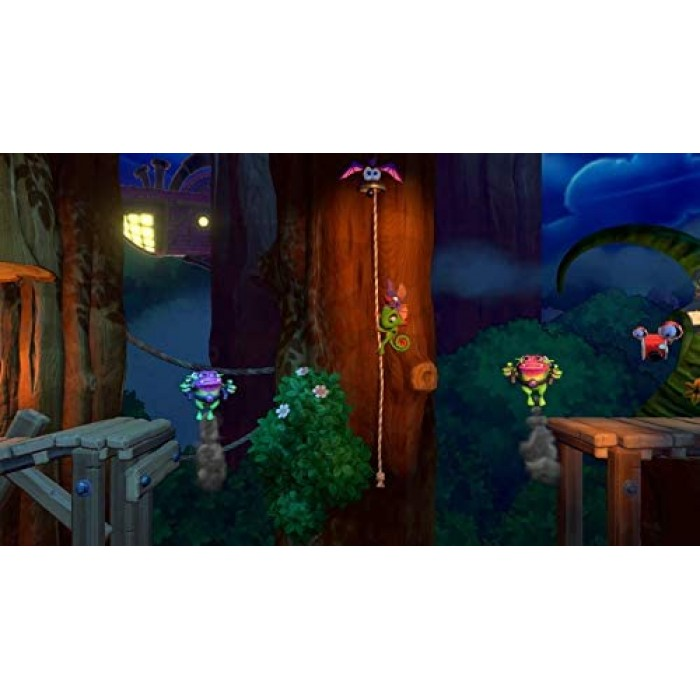 Yooka-Laylee and the Impossible Lair (Nintendo Switch)
