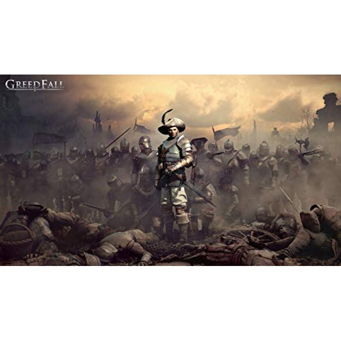 GreedFall - PlayStation 4 (PS4)