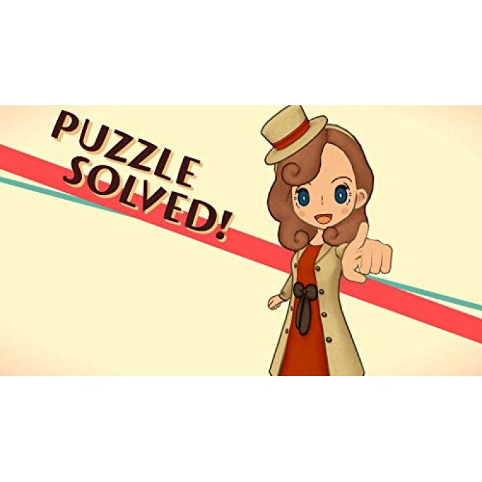 Layton s Mystery Journey: Katrielle and the Millionaires  Conspiracy (Nintendo Switch)