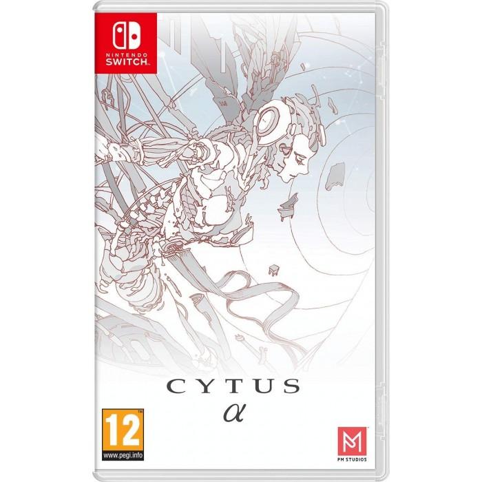 Cytus Alpha Collector s Edition (Nintendo Switch)