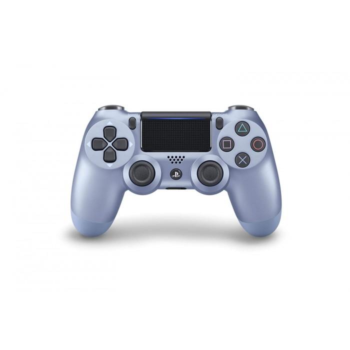 DualShock 4 Wireless Controller for PlayStation 4 - Titanium Blue